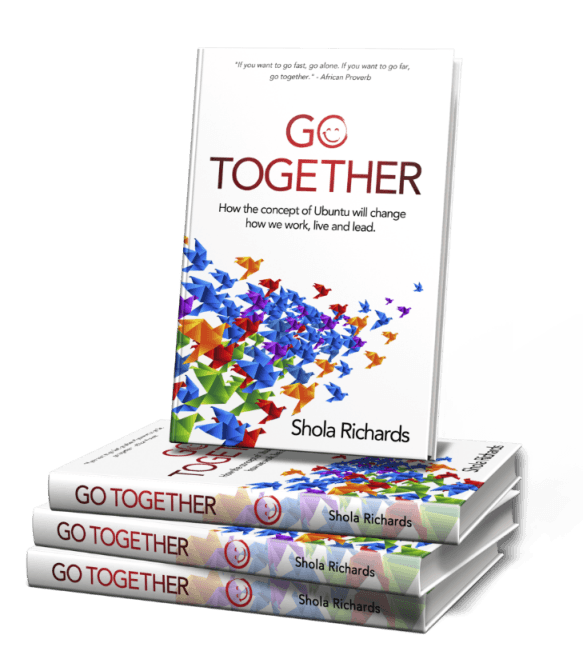 Go Together Book