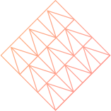 Step 3 Icon - Pink Triangles Inside A Square